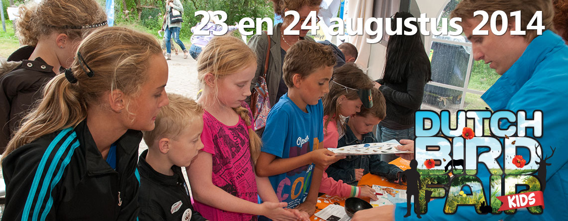 Dutch Bird Fair Kids programma