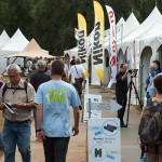 Deelnemers aan de Dutch Bird Fair