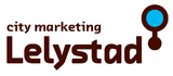 Logo City Marketing Lelystad