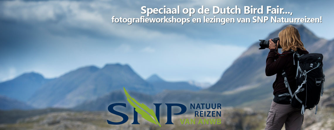 Workshops SNP Natuurreizen