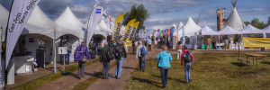 Standhouders Dutch Bird Fair