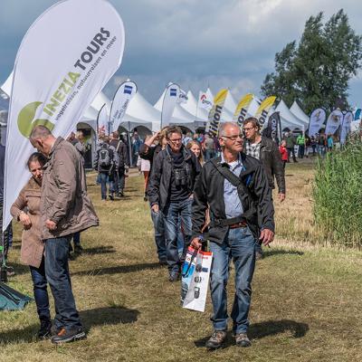 Natuurfestival Dutch Bird Fair opgeschort